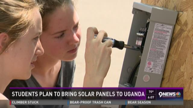 9 news story solar panels