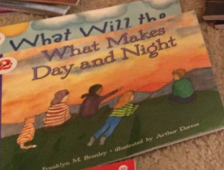 Abbie and Riley's books