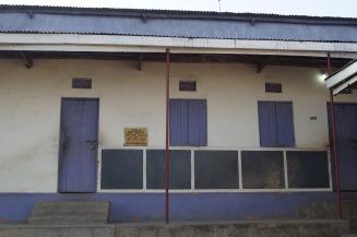 Nyaka Primary School established in January 2003.